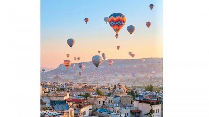 Harga Paket Wisata Turki Kini Mulai Rp 5 Juta, Jelajahi 5 Destinasi Selama 5 Hari
