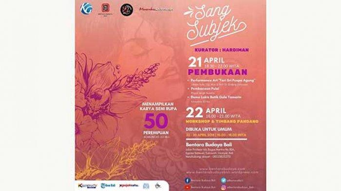 Peringati Hari Kartini, Bentara Budaya Gelar Pameran Seni Rupa Komunitas 22 Ibu