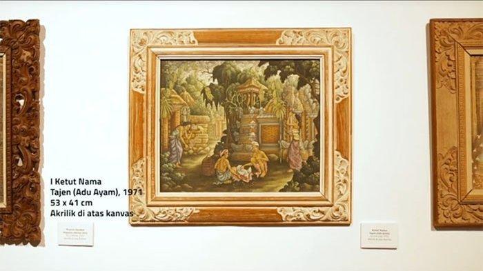 Bentara Budaya Gelar Pameran Dua Menguak Seni, Ikut Dipamerkan Karya-karya Sejumlah Seniman Bali