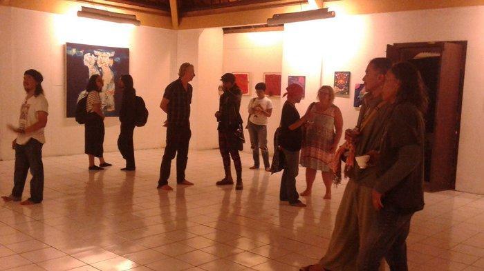 Reboisasi Seni, Kegelisahan Sebuah Komunitas Dipamerkan di Ubud