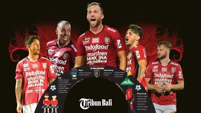 PS Tira Persikabo vs Bali United, Melvin Platje dan Ilija Spaso Ancaman Bahaya Bagi Lawan