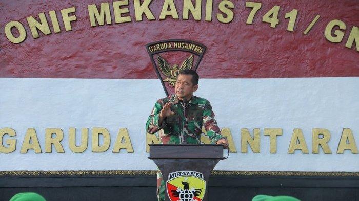 Pangdam IX/Udayana: Jadi Tentara, Masa di Batalyon adalah Masa yang Indah