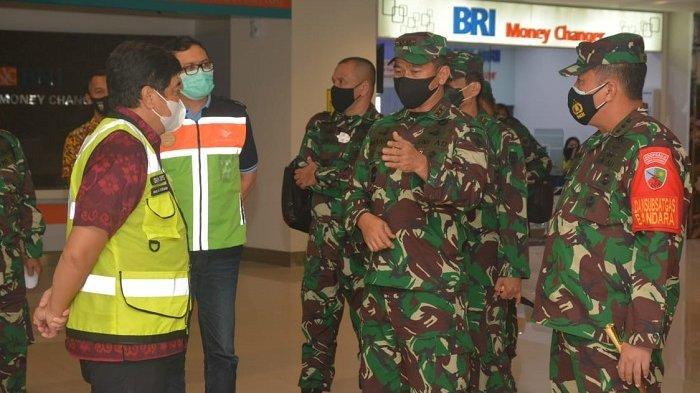 Pangdam IX/Udayana Pastikan Kesiapan TNI Distribusikan Logistik Vaksin Covid-19 Hingga Pelosok