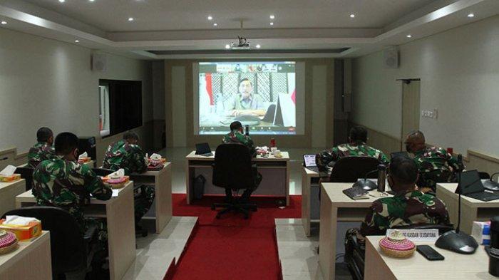 Selama PPKM Darurat di Bali, Kodam IX/Udayana Dukung pembagian Obat dan Sembako dari Presiden