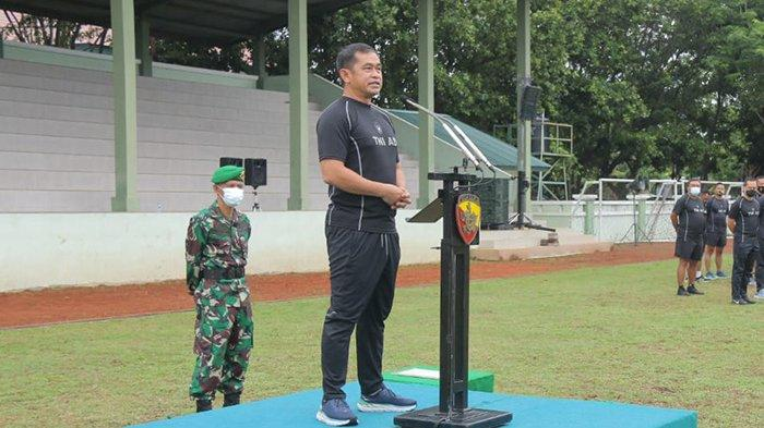 Pangdam IX/Udayana Ajak Prajurit Jadi Corong Terkait Perilaku Disiplin Prokes Covid-19