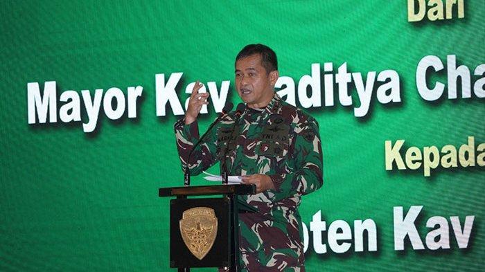 Pangdam IX/Udayana Mayjen TNI Maruli Tegaskan Para Komandan Wajib Mengerti 3M dan 3T