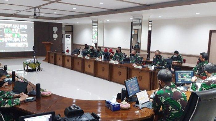 Tracer Covid-19 Dimulai Serentak, Kodam IX/Udayana Siap Suntikkan 1.000 Dosis Vaksin Wilayah Bali
