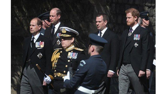 Tanda Belum Akur, Harry dan William Ngotot Akan Beri Pidato Terpisah saat Peresmian Patung Diana