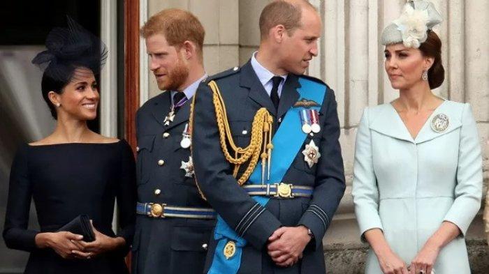 Pangeran William Cemas Adiknya Pangeran Harry Kebablasan hingga Merusak Relasi Keluarga