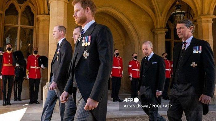 Putri Inggris Sebut Positif Pertemuan 8 Mata Antara Harry, Charles, William dan Kate