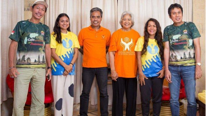Galang Bantuan untuk 81 ODGJ Berat di Bali, Hope & Freedom – Run for Mental Health Gelar Charity Run
