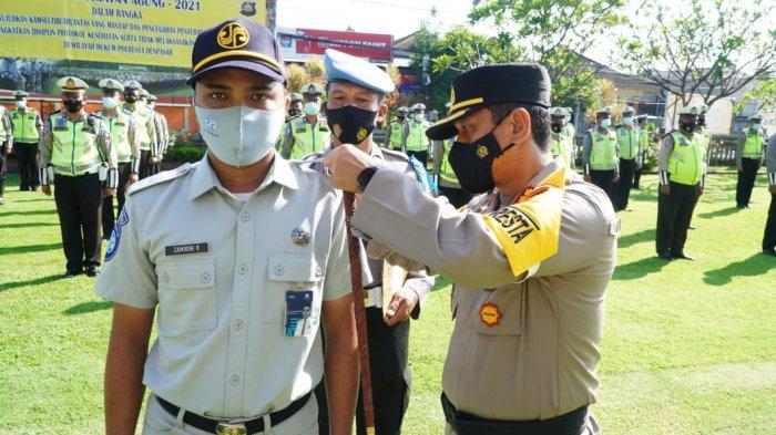 Kapolresta Denpasar Harapkan Ops Keselamatan Agung 2021 Wujudkan Kamseltibcarlantas