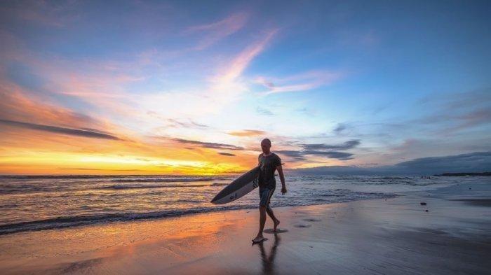 WIKI BALI - Destinasi Wisata Pantai Canggu Bali, Ini Keunikan, Harga Tiket Masuk dan Fasilitasnya