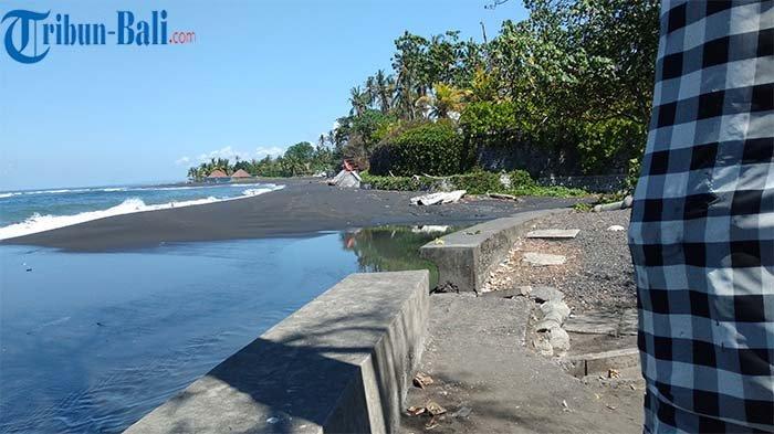 Bebas dari Abrasi, Nelayan di Pantai Lebih Gianyar Justru Alami Kesulitan dalam Memakir Perahunya