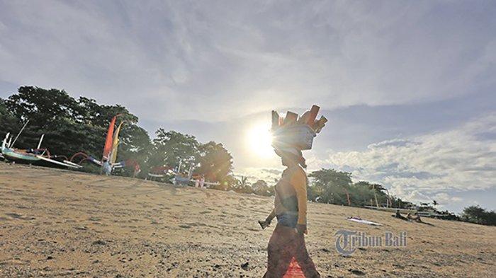 Cuaca Panas dan Terasa Gerah di Bali Sampai Akhir April, Ini Penjelasan BMKG