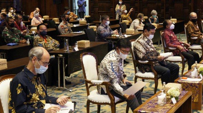 Siap Gairahkan Pariwisata Pulau Dewata, Duta Besar dan Para Menteri Mulai Datang ke Bali