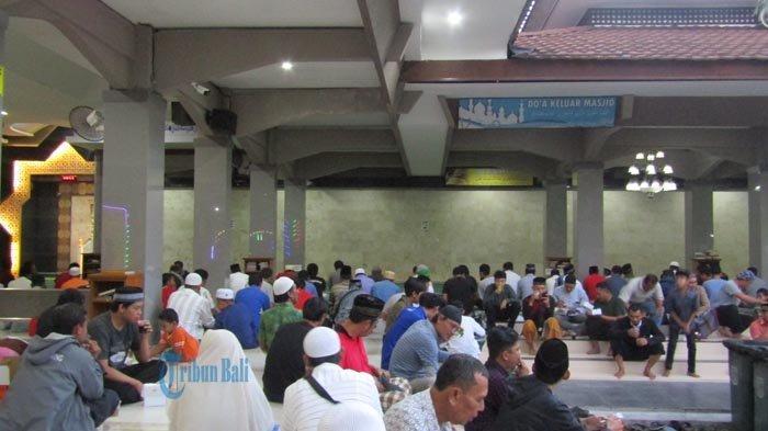 Menikmati Buka Bersama dan Malam Nuzulul Quran Ramadhan 1440 di Masjid Pinggir Pantai Sanur