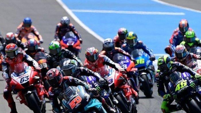 Hasil FP1 MotoGP Ceko 2020, Nakagami Tercepat, Rider Pengganti Marc Marquez di Urutan Paling Buncit