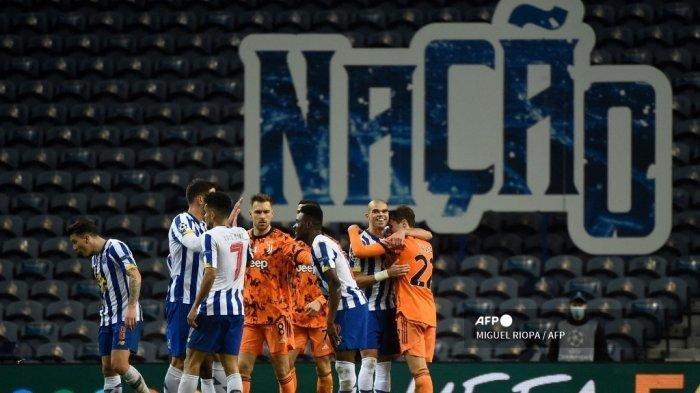 Morata Ambruk dan Nyaris Pingsan Saat Duel Porto vs Juventus di Liga Champions, Ini Kata Pirlo
