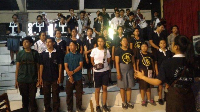 Peluang Besar tapi Minim Siswa, Jurusan Seni Musik SMKN 3 Sukawati Sepi Peminat