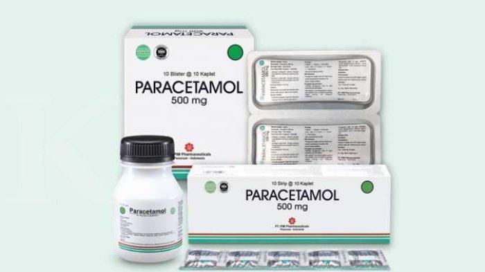 Sering Minum Paracetamol? Harus Tahu Fungsi dan Efek Sampingnya