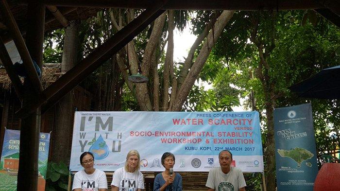 Bali Alami Defisit Air 13 Persen Per Tahun, Hal Ini Jadi Penyebab Utamanya