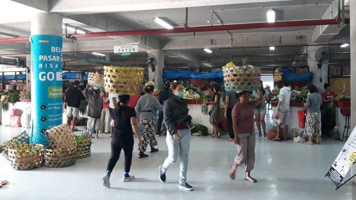 Pasar Badung dan Pasar Kumbasari Rawan Banjir, Ini Antisipasinya