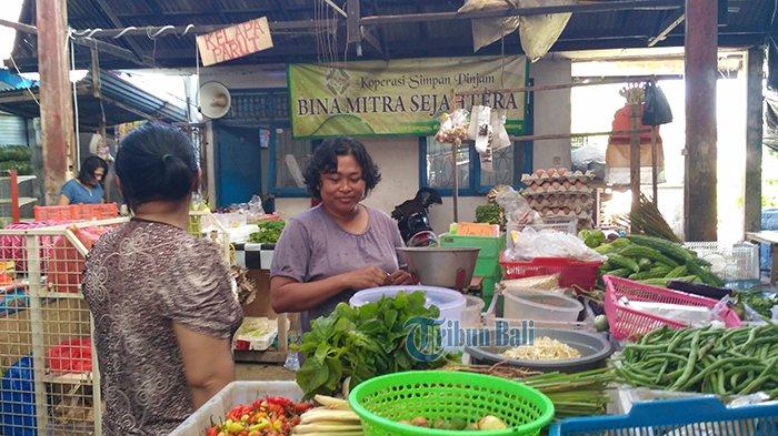 Harga Cabai di Pasar Canggu Rp 40 Ribu per Kilogram