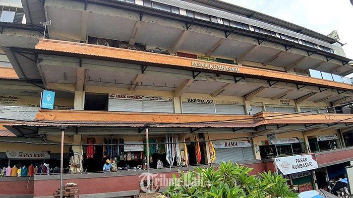 WIKI BALI: Sejarah Pasar Seni Kumbasari, Dulu Bernama 'Peken Payuk'