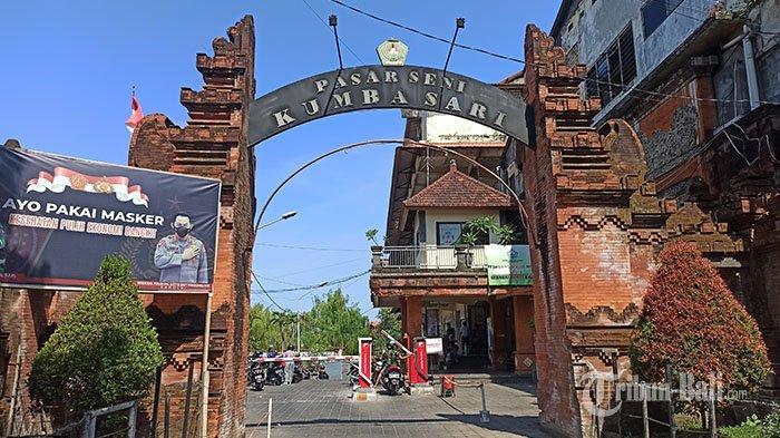 Pasar Kumbasari & Pasar Badung Diusulkan untuk Wisata Kuliner, Dewan Denpasar: Saya Prihatin