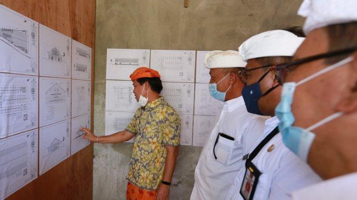 Pasar Jungubatu di Klungkung Bali Dibangun Dengan Anggaran 2,9 Miliar