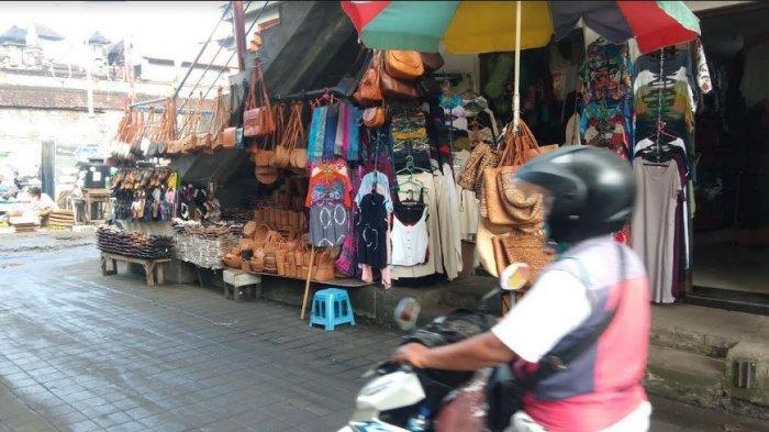 Terdampak Pandemi, Pedagang Pasar Seni Ubud Bali Banting Harga, Rela Hanya Dapat Untung Rp 2 Ribu