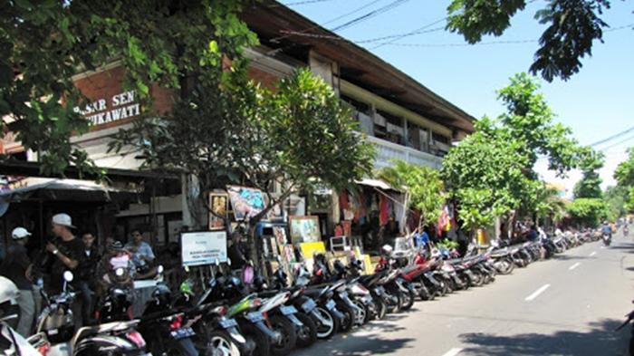 REPORTASE WARGA - Parkir Pasar Seni Sukawati Overload