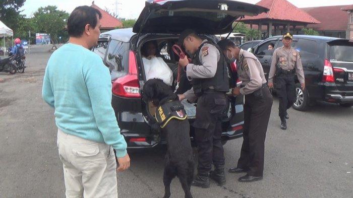 Pasca Bom Bunuh Diri Kartasura, Begini Peningkatan Pengamanan di Pelabuhan Gilimanuk