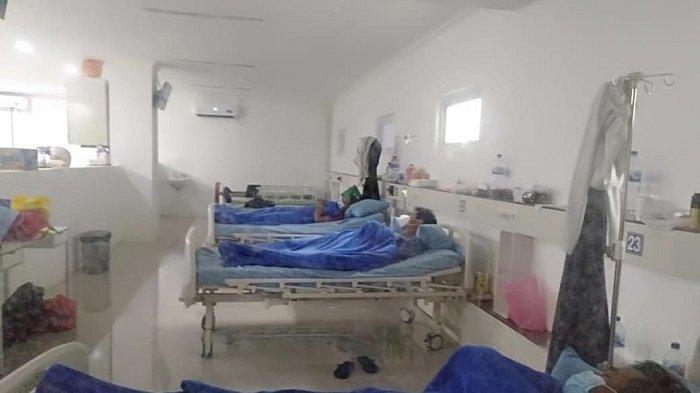 Nyaris Penuh, Hanya Tersisa 1 Tempat Tidur di ICU Covid-19 RSUD Klungkung