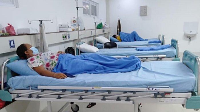 BOR untuk Pasien Covid-19 di Kabupaten Karangasem Telah Mencapai 90 Persen
