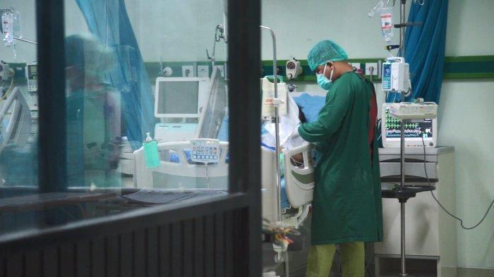 BOR Pasien Covid-19 di RSUD Klungkung 89 Persen, 30 Persennya Pasien Luar Kabupaten