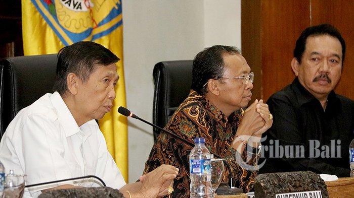 Jabatan Gubernur Bali Ini Segera Berakhir, Pastika Mohon Diri di HUT Provinsi Bali ke-60