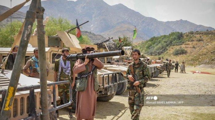 AS Tak Menyangka Pemerintahan Afghanistan Bisa Jatuh Dalam 11 Hari, Sebut Serba Cepat