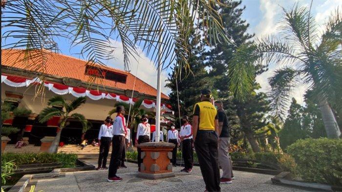 Jumlah Paskibraka HUT Kemerdekaan RI ke-76 di Buleleng Adalah 10 Orang, Jalani Latihan 2 Minggu