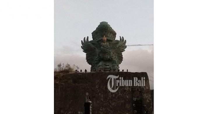Jadi Identitas Sekaligus Kebanggan Bali, Garuda Wisnu Kencana Sebuah Harga Diri