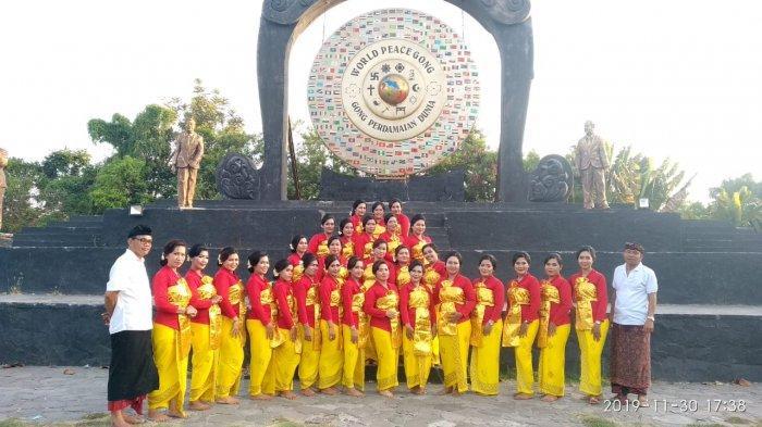 Himne Mars Kumara Shanti, Wujud Melestarikan Lagu Bali dan Memperkenalkan Sekolah PAUD Ini