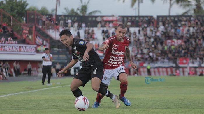 Di Balik Kemenangan Atas Madura United, Paulo Sergio: Yang Penting di Papan Atas Bersama Bali United