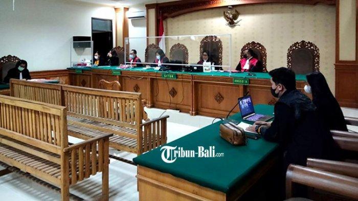 Dinilai Terbukti Tilep Dana LPD Gerokgak, Buleleng, Nyoman Milik Dkk Dituntut 2 Tahun Penjara