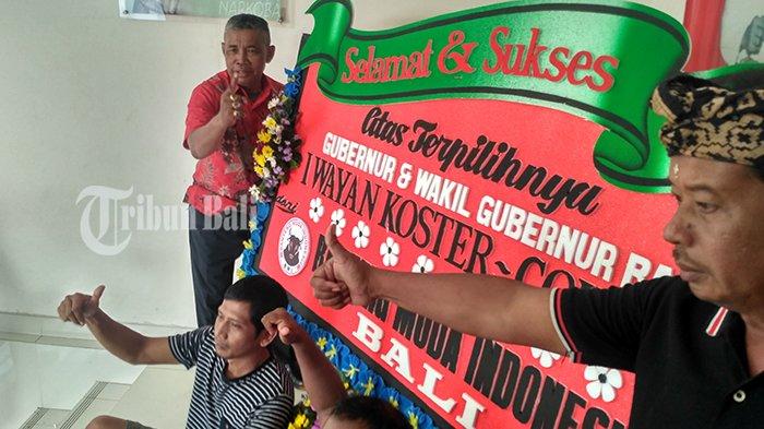 Hasil Quick Count Pilgub Bali Unggulkan Koster-Ace, Begini Suasana Terkini di Kantor DPD PDIP Bali