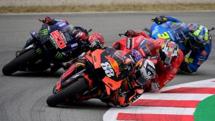 UPDATE Hasil MotoGP Catalunya 2021: Oliveira Juara, Marc Marquez dan Valentino Rossi Terjatuh