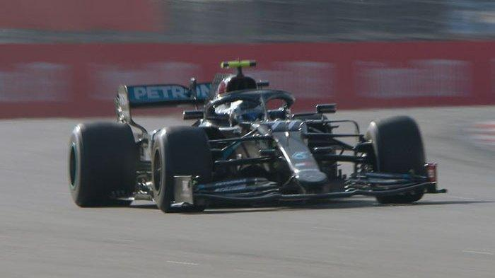 Hasil F1 GP Rusia 2020: Valtterri Bottas Juara, Hamilton Sempat Diganjar Penalti