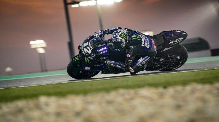 Update Jadwal Siaran Langsung MotoGP Doha 2021, Vinales Siap Bersaing Ketat dengan 2 Pebalap Ducati