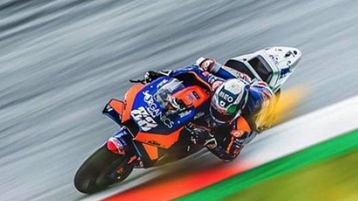 Miguel Oliveira Tampil Apik di Rumah Sendiri, Rebut Pole Position di MotoGP 2020, Rossi ke-17