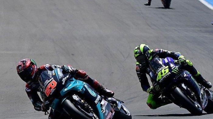 Kontrak Valentino Rossi dengan Petronas Yamaha SRT Diumumkan Pekan Ini